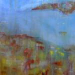 Reality. Oil on canvas; cm. 50x60; 2012. Copyright © Flavio Cesarini
