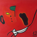 12. Oil on canvas; cm.50x60; 1993 Copyright © Flavio Cesarini