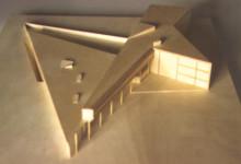 Future Bauhaus Competition. Maquette. Copyright © Flavio Cesarini