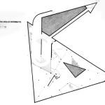 Future Bauhaus Competition. Plan level -1. Copyright © Flavio Cesarini