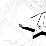 Future Bauhaus Competition. Plan-volumetric. Copyright © Flavio Cesarini