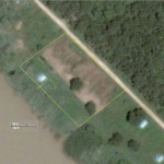 Resort suriname river; Aerial View